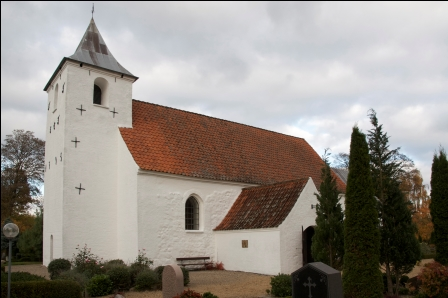 Sdr.Vissing kirke